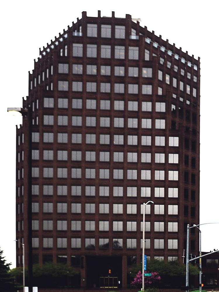 The Kansas City office of Dentons US LLP has renewed its 50,000-square-foot lease at American Century Tower II, 4520 Main St.