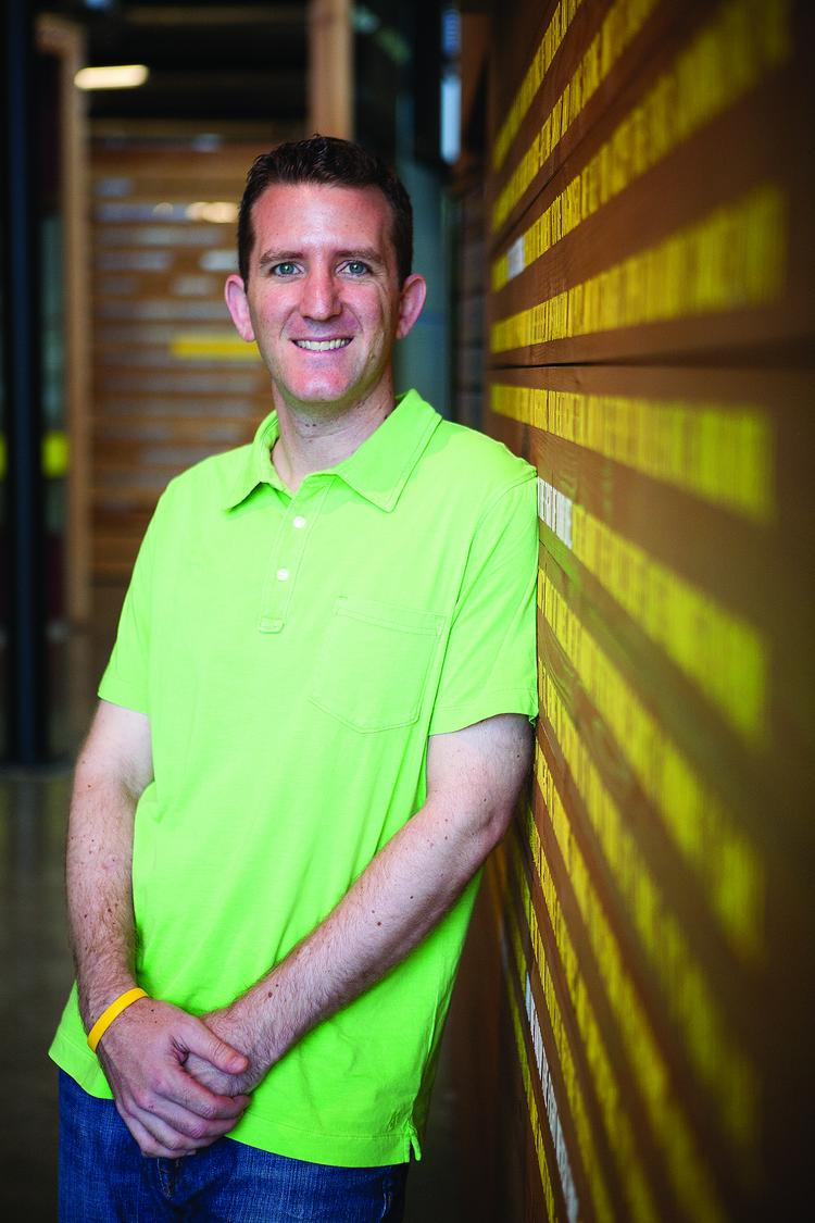 Doug Ulman, president and CEO of Livestrong, a cancer-focused nonprofit in Austin