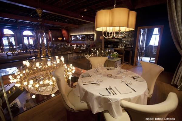 The sole Ohio restaurant to make OpenTable's Top 100 Fit for Foodies Restaurants in the U.S. list was downtown Cincinnati's Boca, from Chef David Falk.