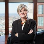 Business of the Year: Maria Hampton has devoted her life, most recently as head of Louisville's Fed office, to the development of Louisville
