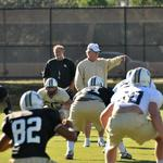 UCF names new interim athletics director after <strong>O'Leary</strong> steps down