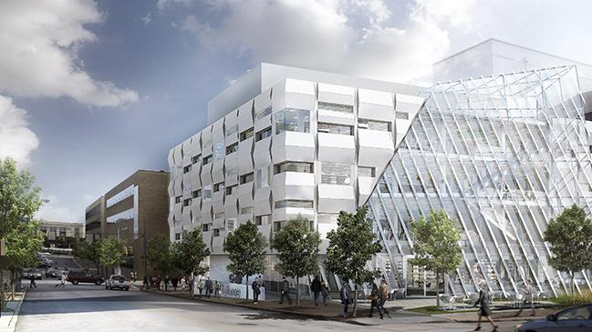 University Of Baltimore Law >> University of Baltimore's Langsdale Library is about to look more like its law building ...