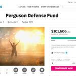 Crowdfunding culls more than $1 million for Ferguson-related causes