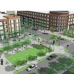 Hill East redevelopment kicks off with Mayor Muriel Bowser's signature