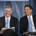 UNC board and <strong>Ross</strong> disagreed on timeline for his departure