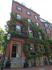 No. 3: 19 Louisburg Square. Owner: Linda K. Smith. 2013 assessed value: $10.18 million. 8,286 square feet.