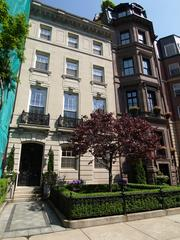 No. 5: 13 Commonwealth Ave. Owner: Robert G. Bannish Trust. 2013 assessed value: $9.68 million. 12,836 square feet.