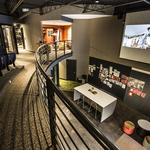 Milwaukee's Coolest Offices: Movie theater, bar, gym part of GS creative office: Slideshow