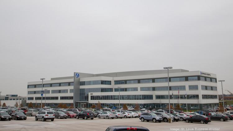 Express Scripts at NorthPark, in north St. Louis County