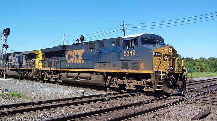 CSX and the city have proposed a $90 million intermodal facility.