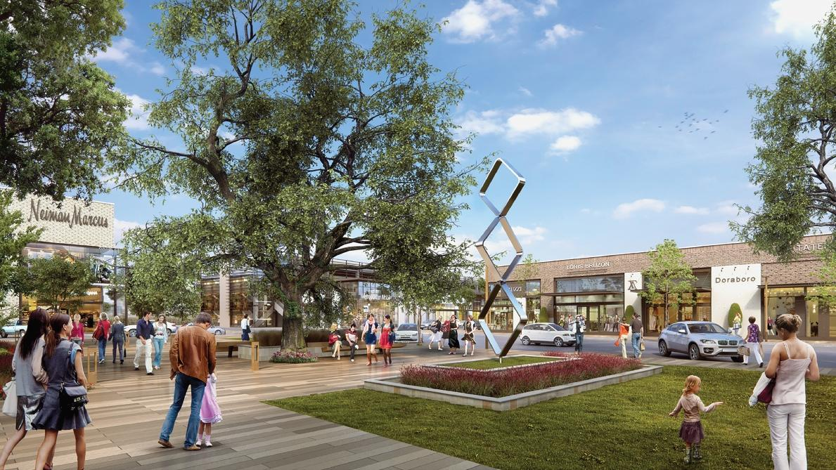 300m Clearfork Development Lands Integral Piece With Neiman