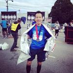 How running a marathon is like achieving your business goals