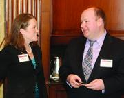 Meghan Fisher and Jeremy Neuhart of PPG Industries Inc. (NYSE: PPG)