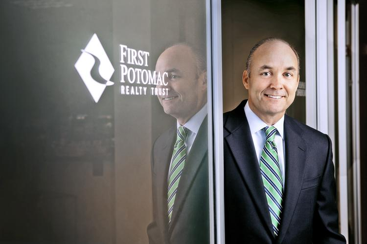 First Potomac CEO Doug 