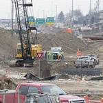 Get a close look at the Zoo Interchange construction project: Slideshow