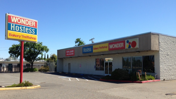 A Former Hostess Bakery Outlet Store At At 6801 Stockton Blvd. Will Become  Best Furniture