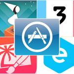 Which apps rose to the top in Apple's charts for 2014?