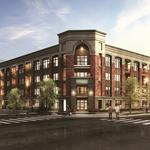 Crescent sells Durham apartment project; two Charlotte sales pending