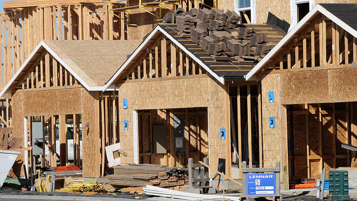 How new home sales and construction permits in phoenix for New home building inspections