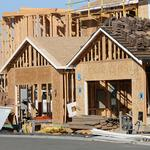 New home sales drop in November but show strong year-over-year gain