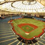 Hillsborough County may not be leading the Tampa Bay Rays stadium race after all