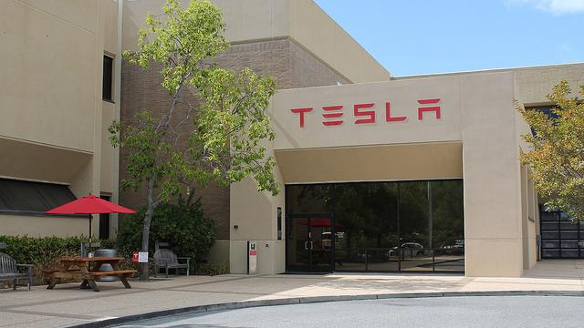 Tesla Stock Down 14 This Week May Be Victim Of