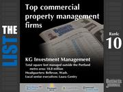 10: KG Investment Management