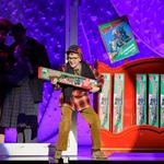 Have you always wanted a Red Ryder Carbine Action BB Gun? Young star of 5th Avenue Theatre's 'A Christmas Story' just got a real one