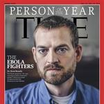 Time's 2014 'Person of the Year' - Emory-treated Ebola patients, other Ebola fighters