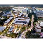 Braves complex to cost $1.1 billion