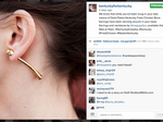 All I want for Christmas is gold-plated KFC chicken bone jewelry?