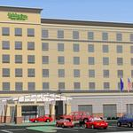Holiday Inn construction beginning soon, and Tenoke on deck