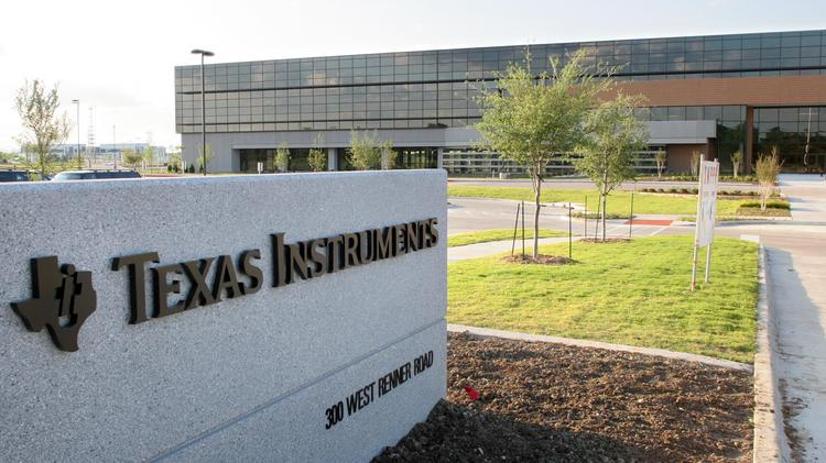 texas instruments 39 new lab develops innovative ways to protect its semiconductors dallas. Black Bedroom Furniture Sets. Home Design Ideas