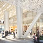 After long delays, S.F.'s Transbay Transit Center retail plans creep forward