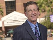 Brian Mueller, president of Grand Canyon University and CEO of its parent, Grand Canyon Education Inc.