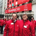 These LendingClub investors reaped the richest rewards in today's IPO