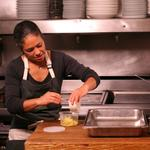 Chef <strong>Maria</strong> <strong>Hines</strong> cooks up some chicken adobo on new television show
