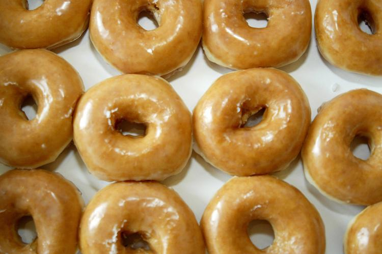 A Krispy Kreme shop in West Sacramento is on track for a July 9 opening.