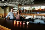 Ari Fleischer and Aly Moler launched Frozen Pints in the Atlanta market in late June 2012.