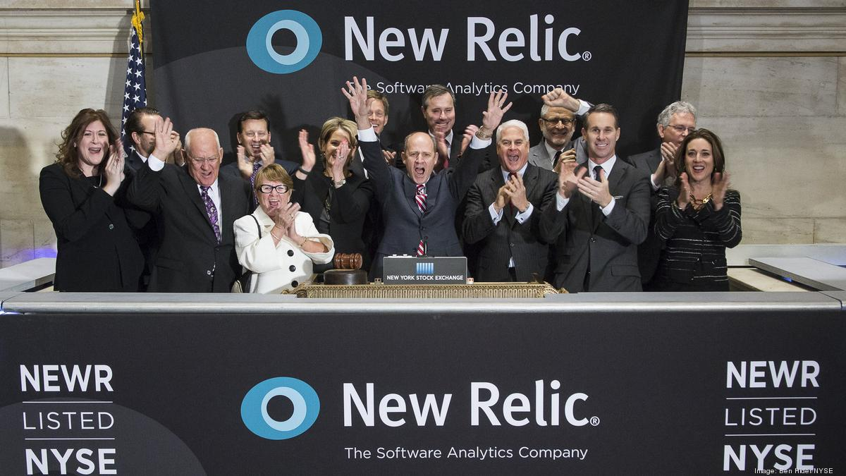 new relic ipo New Relic IPO raises $115M, stock jumps 48% in debut - Silicon ...