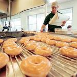 You'll see more of this at Krispy Kreme in the future