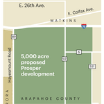 5,000-acre community east of Aurora gets first nod from Arapco commissioners