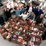 How a small printing company survived with generosity as a strategy