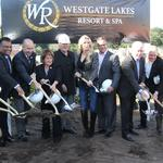 Westgate Resorts breaks ground on new $11M retail center