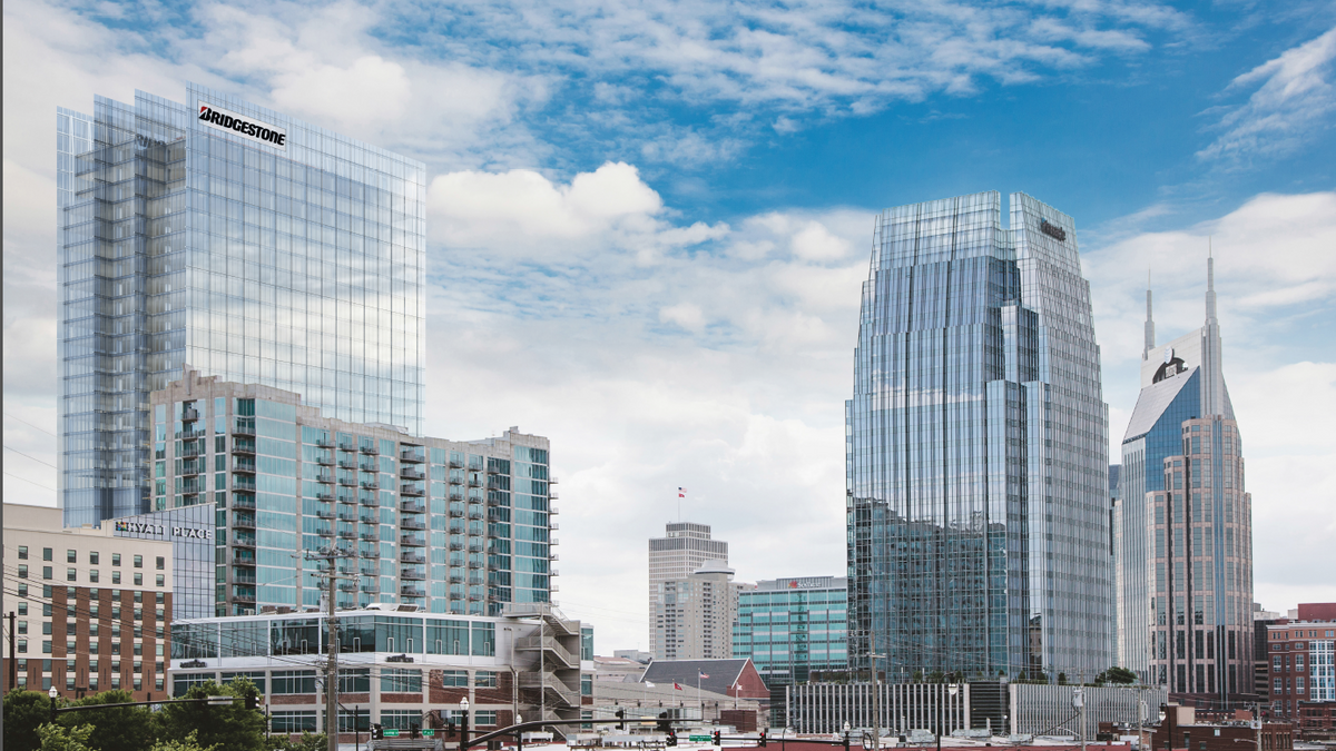 Watermark Moving From The Gulch To Downtown Nashville