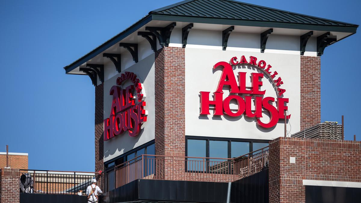 Carolina Ale House Sets Open Date In Raleigh S Glenwood