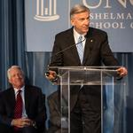 UNC to pay executive search firm $150K to find <strong>Ross</strong>' successor