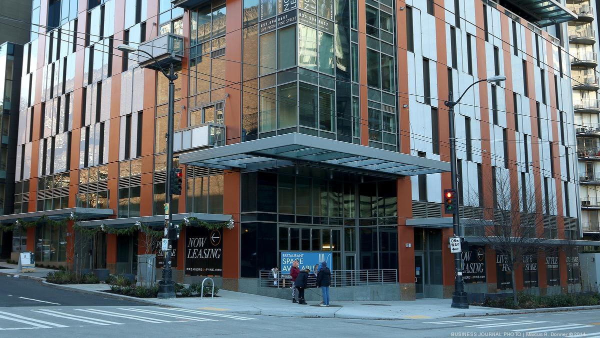 Superieur New Premiere On Pine Luxury Apartment Tower Is For Sale   Puget Sound  Business Journal