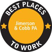Top area executive: Charles Jimerson, managing shareholder Category: Small