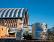 The building has been designed to collect both water and solar energy. The library is predicted to collect about 200,000 more gallons of water than it uses each year and features the largest solar panel installation of its kind for a non-Austin Energy facility.